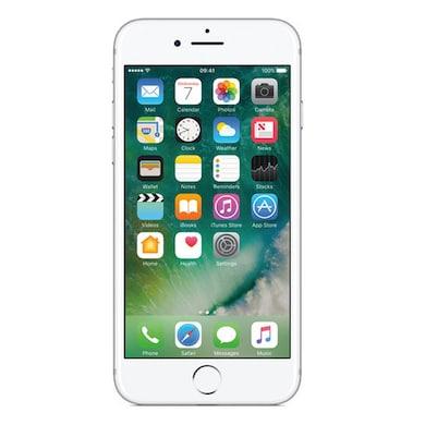 Apple iPhone 7 (Silver, 2GB RAM, 128GB) Price in India