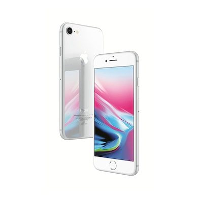 Apple iPhone 8 (Silver, 64GB) Price in India
