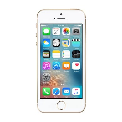Apple iPhone SE Gold, 32 GB images, Buy Apple iPhone SE Gold, 32 GB online at price Rs. 21,299