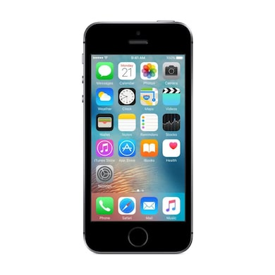 Refurbished Apple iPhone SE (Space Grey, 64GB) Price in India