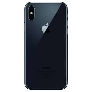 Apple Iphone X 64 Gb Space Grey Price In India Buy Apple Iphone X