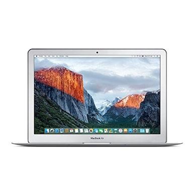 Apple MacBook Air MMGF2HN/A 13 Inch Laptop (Core i5 5th Gen/8GB/128GB/Mac OS X El Capitan) Silver Price in India