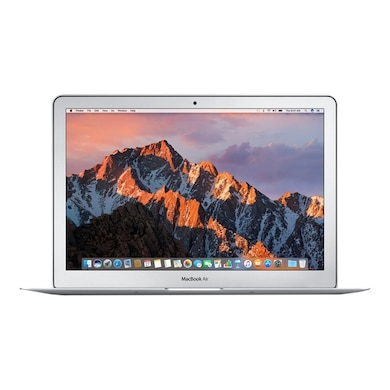 Apple MacBook Air MQD32HN/A 13.3 Inch Laptop 2017 (Core i5 5th Gen/8GB/128GB/MacOS Sierra) Silver images, Buy Apple MacBook Air MQD32HN/A 13.3 Inch Laptop 2017 (Core i5 5th Gen/8GB/128GB/MacOS Sierra) Silver online at price Rs. 62,990