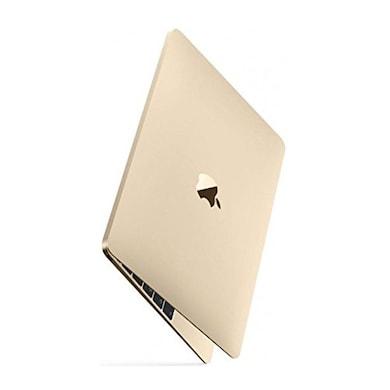 Apple MacBook MLHE2HN/A 12 Inch Laptop (Core M3/8GB/256GB/Mac OS X El Capitan) Gold Price in India