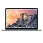 Buy Apple MacBook Pro MJLQ2HN/A 15 Inch Laptop ( Core i7 5th Gen/16 GB/256GB/OS X El Capitan) Silver Online