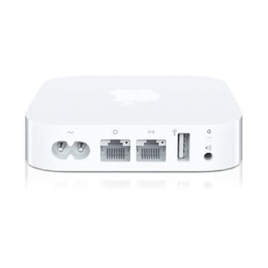 Apple MC414HN/A AirPort Express Base Station Router White Price in India