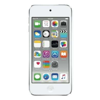 Apple MKHX2HN/A Ipod Touch 32GB White and Silver Price in India