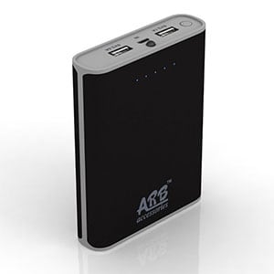 ARB AA4 Power Bank with Samsung / LG Cells 10400 mAh Black