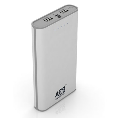 46b826b2741476 ARB AA6 Power Bank with Samsung / LG Cells 15600 mAh White Price in India  ...