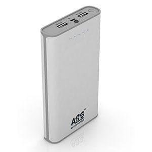 ARB AA8 Power Bank with Samsung / LG Cells 20800 mAh White