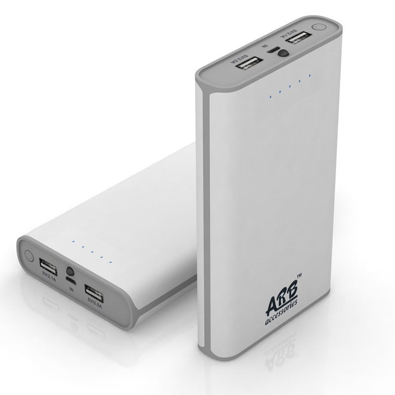 ARB AA8 Power Bank with Samsung / LG Cells 20800 mAh White images, Buy ARB AA8 Power Bank with Samsung / LG Cells 20800 mAh White online