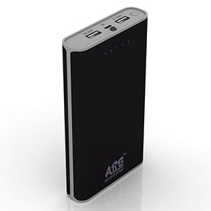 ARB AA8 Power Bank with Samsung / LG Cells 20800 mAh Black
