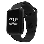 Buy Arya uWear SW01 Bluetooth Smartwatch Black Online