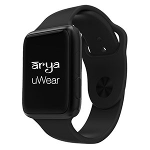 Buy Arya uWear SW01 Bluetooth Smartwatch Online