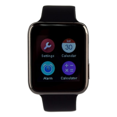 Arya uWear SW01 Bluetooth Smartwatch Black Price in India