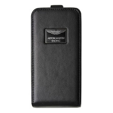 on sale 64850 2d87f Aston Martin Racing Flip Cover For Apple iPhone 4/4S Black Price in ...