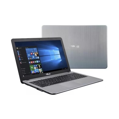 Asus A540LJ-DM667D 15.6 Inch Laptop (Core i3 5th Gen/4GB/1TB/DOS/2GB Graphic) Silver Gradient With Hairline Texture Price in India