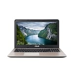 Buy Asus A555LA-XX2036D 90NB0651-M31790 15.6 Inch Laptop (Core i3 5th Gen/4GB/1TB/DOS) Glossy Dark Brown Online