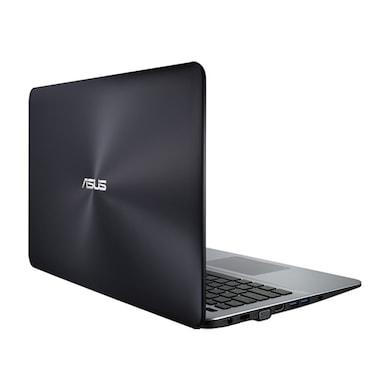 Asus A555LA-XX2064D 90NB0652-M32310 15.6 Inch Laptop (Core i3 5th Gen/4GB/1TB/DOS) Black Price in India