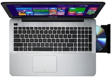 Asus A555LA-XX2064T 15.6 Inch Laptop (Core i3 5th Gen/4GB/1TB/Win 10) Matte Silver Price in India