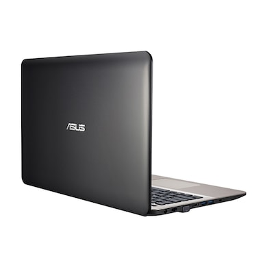 Asus A555LA-XX2384D 90NB0651-M37020 15.6 Inch Laptop (Core i3 5th Gen/4GB/1TB/DOS) Glossy Dark Brown Price in India