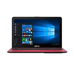 Asus R558UQ-DM542D Laptop (DOS, 4GB RAM, 1000GB HDD, Intel Core i5, Red, 15.6 inch)