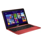 Buy ASUS X205TA-FD0077TS 90NL0734-M07750 11.6 Inch Laptop (Intel Atom Quad Core/2GB/32GB/Win 10) Red Online