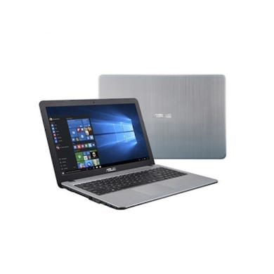 Asus X540SA-XX384D 15.6 Inch Laptop (PQC/4GB/500 GB/DOS) Silver Price in India