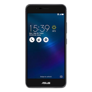 Asus ZenFone 3 Max With 3 GB RAM (Grey, 3GB RAM, 32GB) Price in India