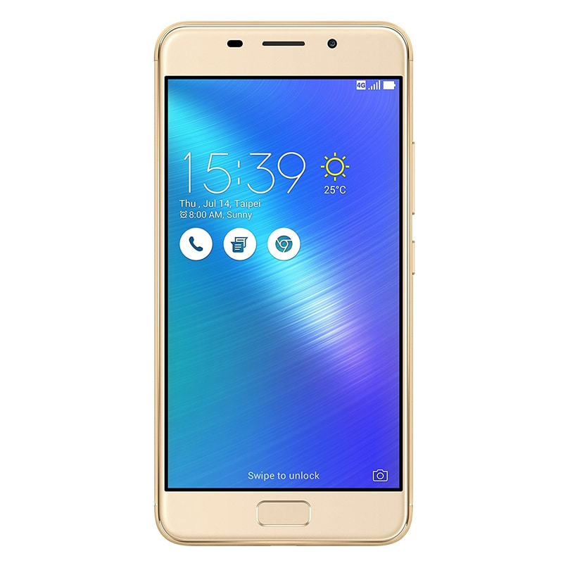 Asus Zenfone 3s Max Gold, 32 GB images, Buy Asus Zenfone 3s Max Gold, 32 GB online at price Rs. 13,100