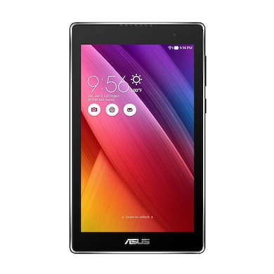 ASUS ZenPad C Z170CG Tablet Black, 8 GB Price in India