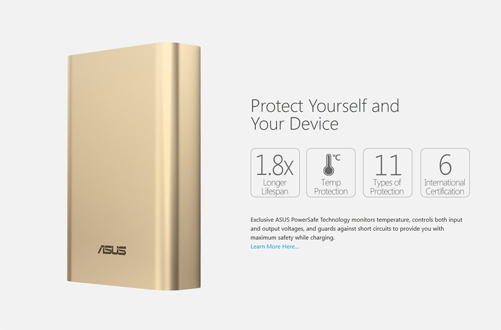 ASUS ZenPower 10050 mAh Power Bank Photo 12