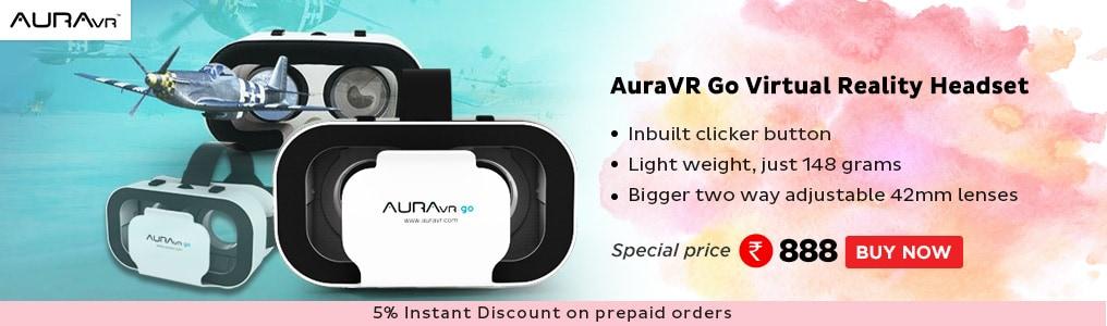 Buy AuraVR Go Virtual Reality Headset