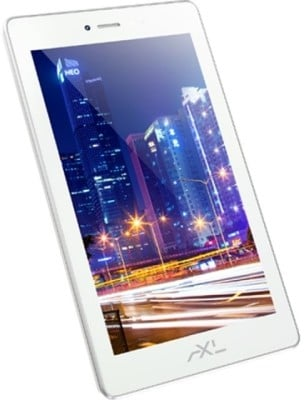 AXL 718GIA With Wi-Fi+3G Tablet White Price in India