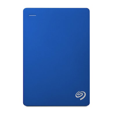 Seagate Backup Plus 4 TB Portable External Hard Drive Blue Price in India