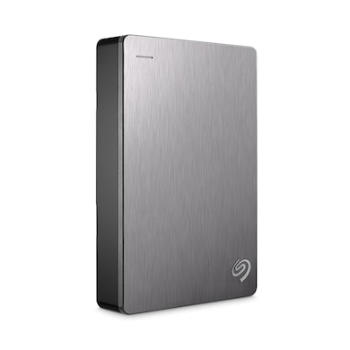 Seagate Backup Plus 4 TB Portable External Hard Drive Silver Price in India