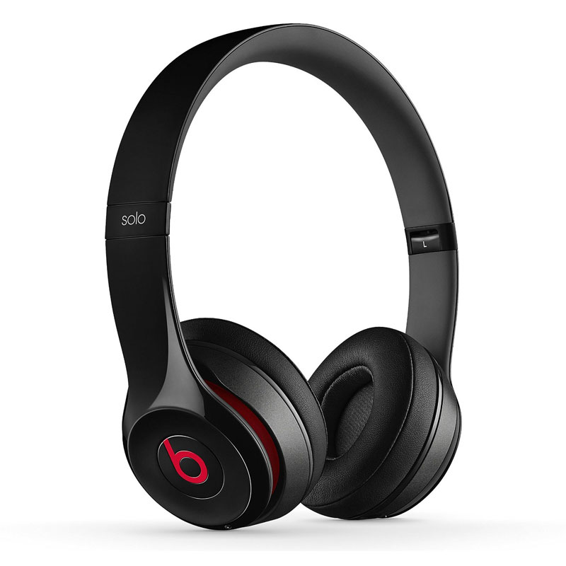 a2ef89a452e Beats Solo 2 Wireless On The Ear Headphones Black Price in India ...