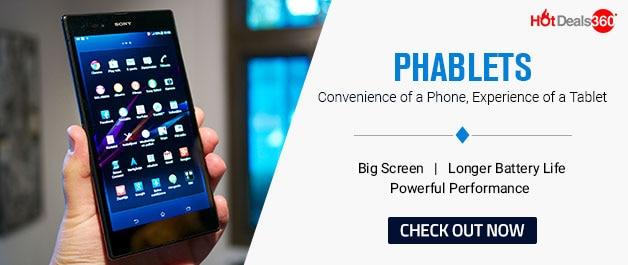 Best Smart Phablets