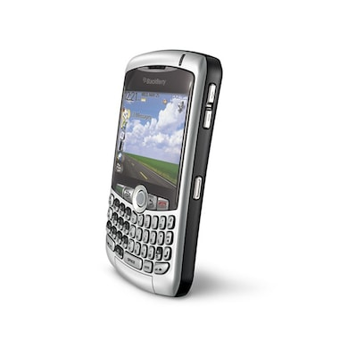 Refurbished Blackberry 8310 Curve,2.5 Inch Display,Qwerty Keypad (Silver) Price in India