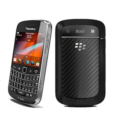 Refurbished Blackberry 9900 Bold (Black) Price in India