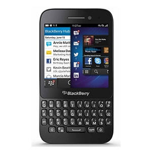 IMPORTED BlackBerry Q5 Black,8 GB