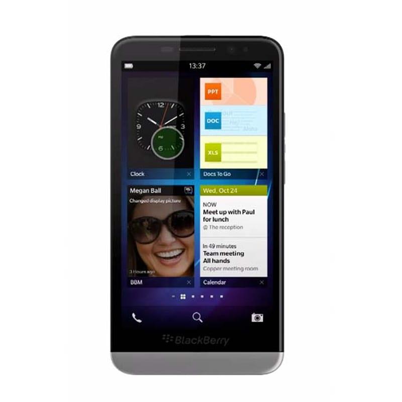 IMPORTED BlackBerry Z30 Black, 16 GB images, Buy IMPORTED BlackBerry Z30 Black, 16 GB online at price Rs. 10,298