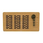 Buy BoomSlang BAMBOO Wooden Bluetooth Speaker Wooden Online