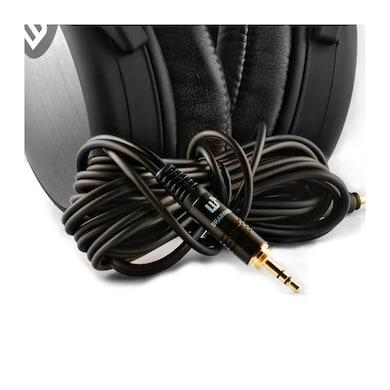 Brainwavz HM5 Studio Monitor Headphones Black Price in India
