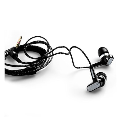 Brainwavz M3 In The Ear Earphones Black Price in India
