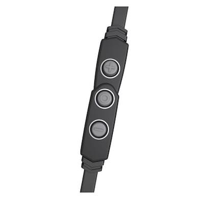 Brainwavz S1 Headphone With Remote and Mic Black Price in India