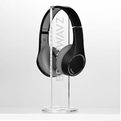 Brainwavz Zirconia Headphone Stand Clear Price in India