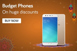 Huge Discounts - Budget phones
