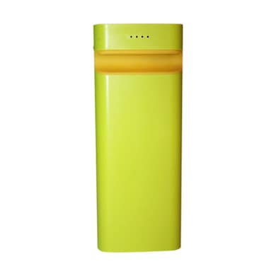 Callmate 15600 mAh Power Bank Light Green Price in India