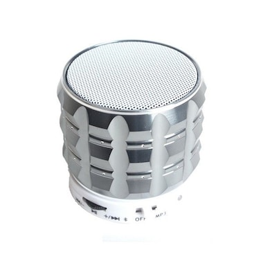 Callmate Bluetooth Speaker Gear Grey images, Buy Callmate Bluetooth Speaker Gear Grey online